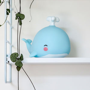 Whale LED Night Light