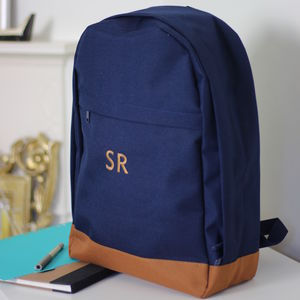Personalised Rucksack - women's accessories