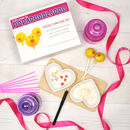 Chick Cake Pop Kit