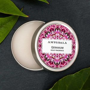 Geranium Solid Perfume - shop by category