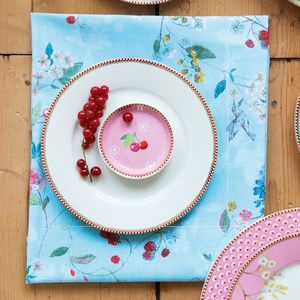 Pip Studio Floral Two.0 Tea Tip Dotted Flower - dining room