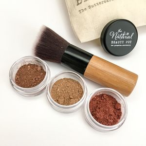 Beginners Mineral Make Up Gift Set - make-up