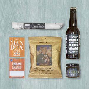 The Cider Man Box - food gifts