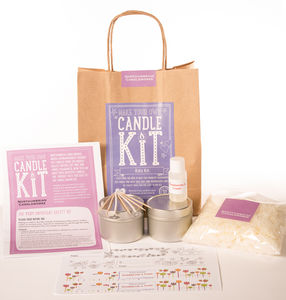 'Kids Kit' Candle Making Kit - candles & home fragrance