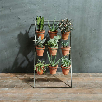 Terracotta Planter Stand