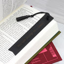 Personalised 'This book belongs to..' Leather Bookmark