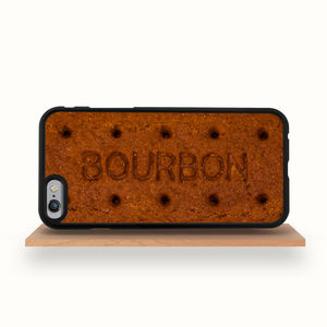 Bourbon Biscuit iPhone Case iPhone 6 S 5S Se - tech accessories for her