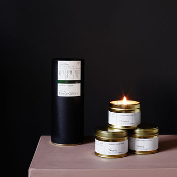 Evermore Travel Candle Gift Set No.One