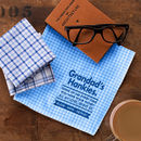 Best Grandad Personalised Message Handkerchiefs