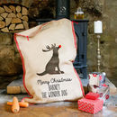 Personalised Christmas Pet Sack