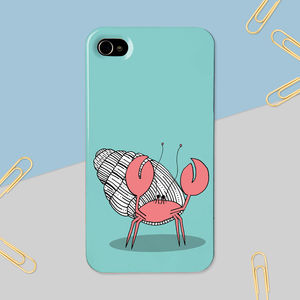 Hermit Crab Phone Case