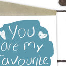You Are My Favourite Papa Father's Day Card