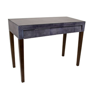 Shagreen Glass Dressing Table - dressing tables