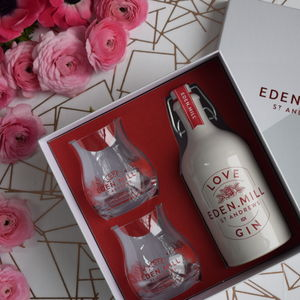 Love Gin Gift Set - best wedding gifts