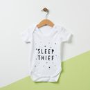 White Cotton Baby Clothing