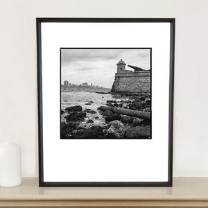 El Morro Fort, Havana, Cuba Photographic Art Print