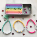 Pot Of Positivity Bracelet
