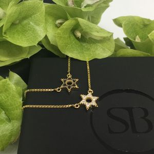 Gold Vermeil Bella Star Necklace - necklaces & pendants