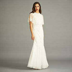Bia Sequin Maxi Dress - wedding dresses