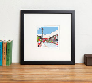 Middlesbrough's Ayresome Park Stadium - posters & prints