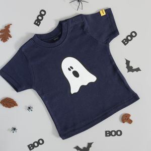 Ghost T Shirt - fancy dress for babies & children