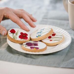Flower Garden Cookie Gift For Mum - gifts for her
