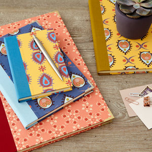 Journal In Colourful Designs
