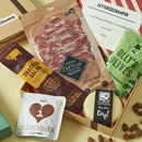 Personalised Delicatessen Letter Box Hamper