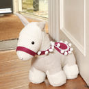 Luca The Llama Novelty Door Stop