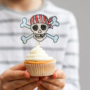 Letterbox Children's Pirate Baking Activity Kit