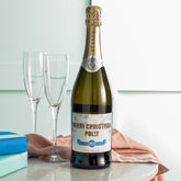 Personalised Prosecco Bottle - food & drink