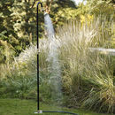 Outdoor Lyman Shower Stake
