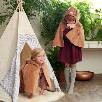 Chevron Teepee Choice Of Colours Available