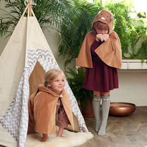 Chevron Teepee Choice Of Colours Available - tents, dens & teepees