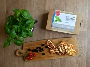 Halloumi Making Kit - free delivery gifts