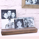 Wooden Photo Block Personalised for Mothers Day