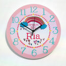 Dream Big Personalised Wall Clock