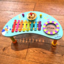 Personalised Music Bench