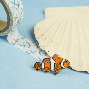 Clownfish Pin