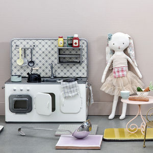 Maileg Pastel Metal Toy Kitchen