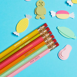 Old Fashioned Penny Sweets Pencils