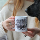 Motivational Printed Mug 'Kindness' Thank You Gift