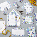 Ruby Wedding Stationery Sample Pack