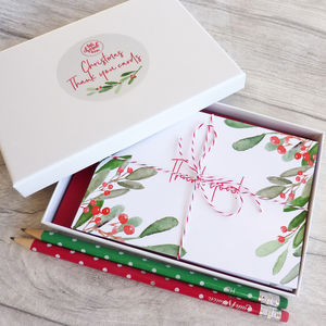 Christmas Thank You Cards - shop by category