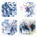 Eight Fine Art Watercolour Gift Cards Pack B