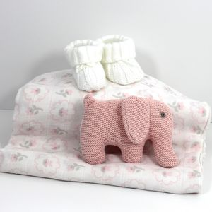 Baby Girl Elephant Bundle
