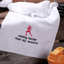Ladies Gym Towel
