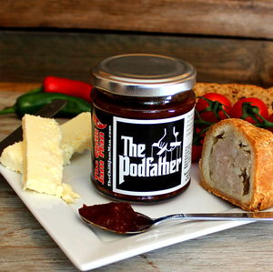 The Podfather Ultra Chilli Jam