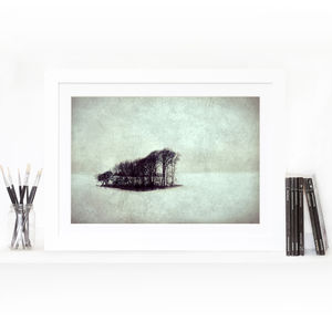 Cold Home Fine Art Print