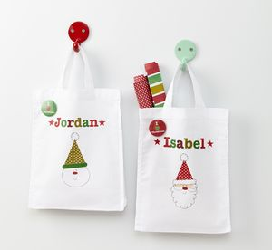 Personalised Christmas Party Gift Bag